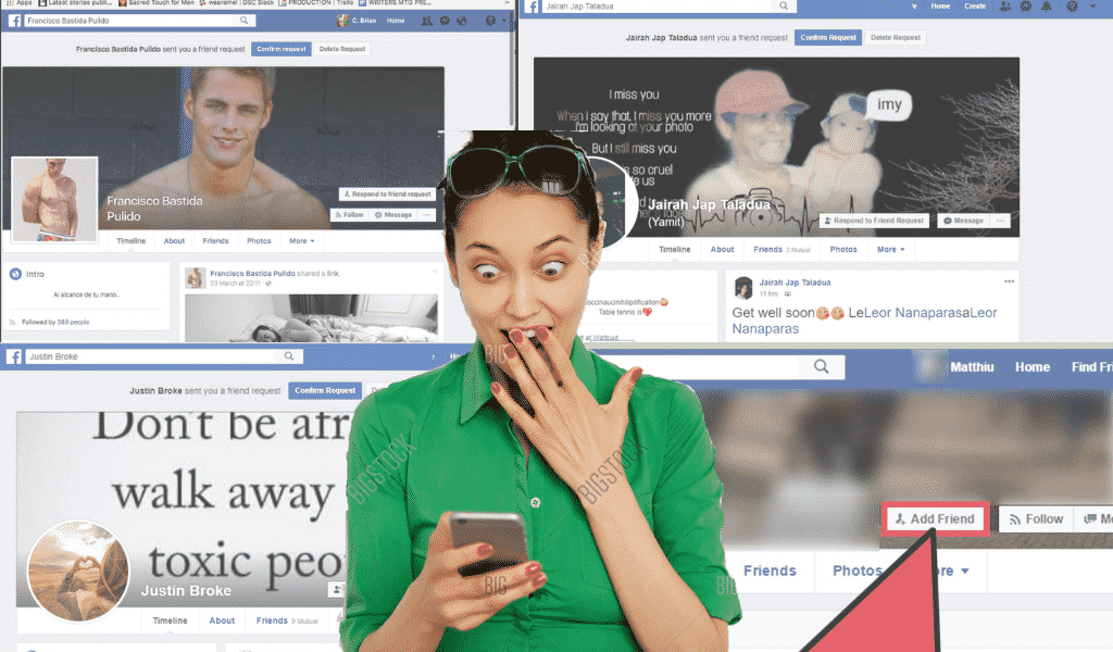 Managing Your Facebook Profile: How to Deal With Friend Requests