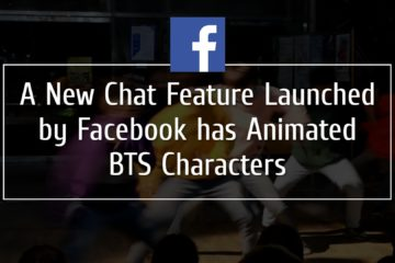 A New Chat Feature Launched by Facebook Has Animated BTS Characters