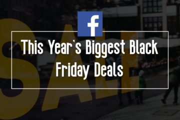This Year's Biggest Black Friday Deals