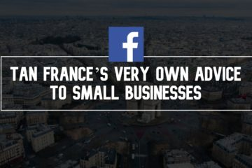 Tan France's Very Own Advice to Small Businesses